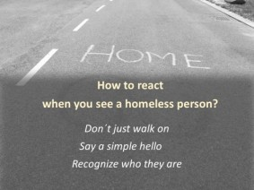 react-to-homeless